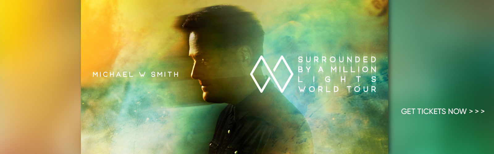 Michael W. Smith: Surrounded By A Million Lights World Tour